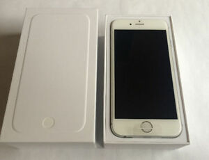 Apple iPhone 6 64GB Silver Telus Koodo Public Brand New in Box