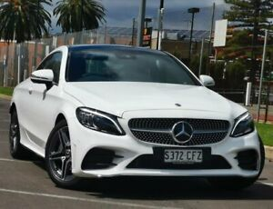 2020 Mercedes-Benz C-Class C205 800+050MY C200 9G-Tronic White 9 Speed Sports Automatic Coupe Prospect Prospect Area Preview