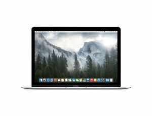 MacBook [2015, Retina, Silver, 256GB, Adapter Included]