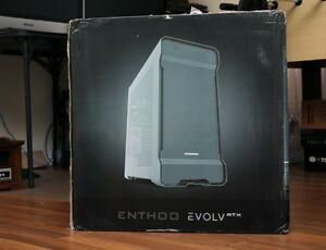 Enthoo Evolv ATX - Just opened