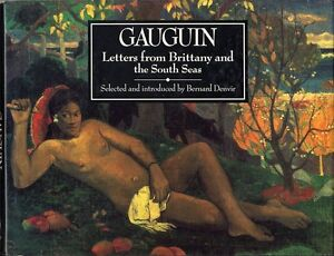 Art history: GAUGUIN Letters from Brittany and the South Seas