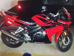 2008 Honda CBR 125- 2100 OBO