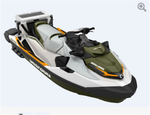 2019 Sea-Doo/BRP Fish Pro 155 w/Sound System