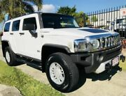 2008 Hummer H3 Adventure White 4 Speed Automatic Wagon Springwood Logan Area Preview