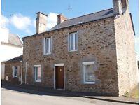 4 Bedroomed house for sale Plémet, Brittany, France