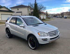 """2006 AMG Mercedes-Benz ML500 with 22"""" Wheels 4Matic AWD"""