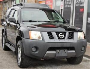 2007 Nissan Xterra S/\LEATHER/\4L/\6CYL/\4WD