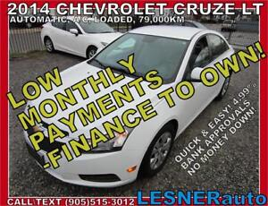 $3000 DOWN, $160 for 60 months! PRICE$9988