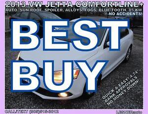2013 VW JETTA COMFORTLINE+ SUNROOF ( 2010 2011 2012 2014 2015 )