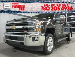 2018 Chevrolet Silverado 2500HD LTZ. Text 780-205-4934 for more