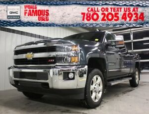 2017 Chevrolet Silverado 2500HD LTZ. Text 780-205-4934 for more