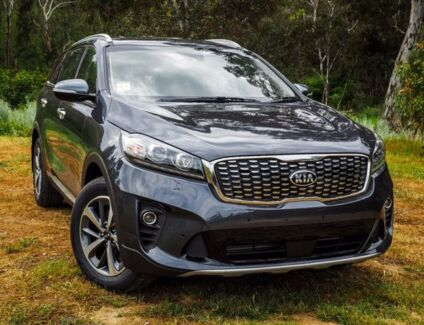 2017 Kia Sorento UM MY18 Sport AWD Graphite 8 Speed Sports Automatic Wagon Mount Barker Mount Barker Area Preview