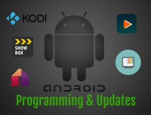 Android TV - Programming & Updates