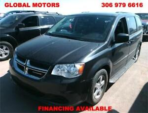 2011 DODGE GRAND CARAVAN SXT -STOW & GO-  FINANCING AVAILABLE