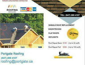 Roof repair, roofing service ,shingle,gutter, Attic Mold