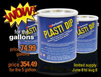 Plasti Dip Gallons NF MARKETING INC