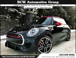 2016 MINI Cooper JCW Automatic Only 13,853 km OMG! $34,995.00