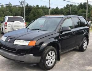 2005 SATURN VUE 4 CYL. TRES PROPRE!! AIR CLIM. FROIDE !!