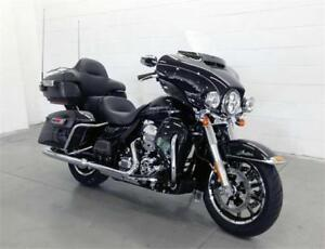 2014 Harley Davidson Ultra Limited 103 in black !