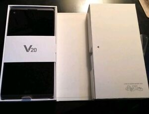 LG V20 64gb Unlocked, New condition LNIB
