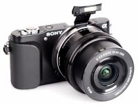 Sony NEX 3n mirrorless camera body only