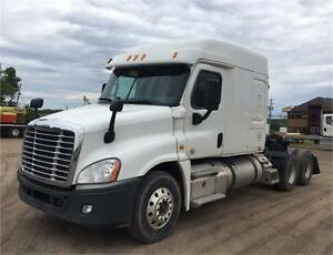 4 AVAILAVLE! 2014 Freightliner Cascadia