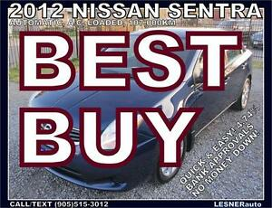 2012 NISSAN SENTRA -AUTO A/C LOADED-( 2010 2011 2013 2014 2015 )