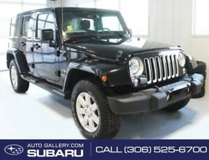 2018 Jeep Wrangler Unlimited Sahara | 4X4 | 3.6L |AUTOMATIC | 6.