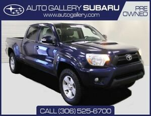 2013 Toyota Tacoma LOCAL TRADE | 4X4 | LEATHER