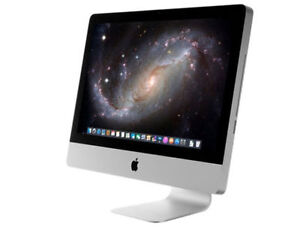 "20"" iMac 2.6GHz/2GB RAM/320GB HDD/OS EI Captain 10.11.6"