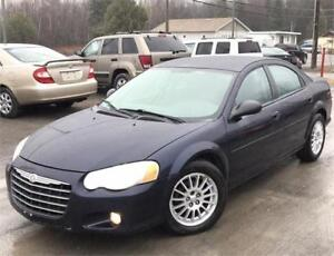 2004 Chrysler Sebring LXi AUTO + MAGS + A/C + WOW!!