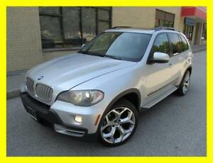 2009 BMW X5 35d *LEATHER,SUNROOF,NAVIGATION,NO ACCIDENTS!!!*