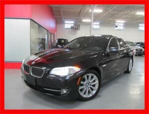2013 BMW 528 X-DRIVE *NAVI,BACKUP CAM,360 CAM,LEATHER,SUNROOF!*