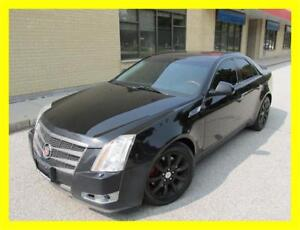 2008 CADILLAC CTS *LEATHER,HEATED SEATS,BRAND NEW TIRES!!!*