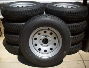 2018 New 205-75-15 6 Ply Trailer Tires