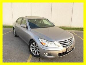2009 HYUNDAI GENESIS V6 *LEATHER,SUNROOF,LOADED,PRICED TO SELL!*