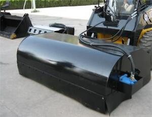 "72"" Skid Steer Sweeper"