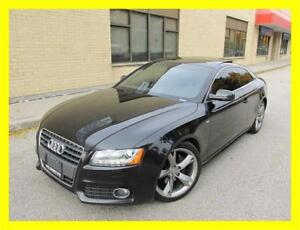 2010 AUDI A5 S-LINE *6 SPEED,SUNROOF,LOADED,PRICED TO SELL!!!*