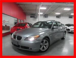 2007 BMW 525I *LEATHER,SUNROOF,PRICED TO SELL!!!*