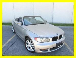 2008 BMW 128I CONVERTIBLE *6 SPEED,LEATHER,GO TOPLESS!!!*