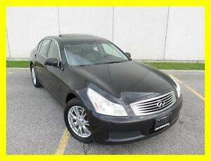 2007 INFINITI G35X *LEATHER,SUNROOF,ALL WHEEL DRIVE!!!*