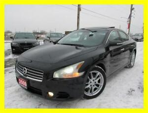 2009 NISSAN MAXIMA SV *LEATHER,DUAL SUNROOF,LOADED!!!*