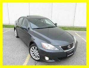 2006 LEXUS IS250 AWD *NAVIGATION,BACKUP CAM,LEATHER,SUNROOF!!!*