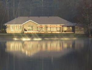 Lake Front Home for Sale