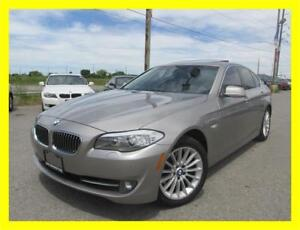 2011 BMW 535I X-DRIVE *NAVIGATION,LEATHER,SUNROOF,LOADED!!!*