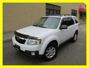 2008 MAZDA TRIBUTE GT *LEATHER,SUNROOF,AUTOMATIC!!!*