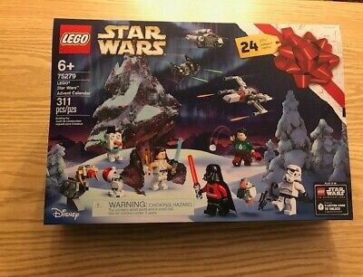 LEGO Star Wars Advent Calendar 2020 (set # 75279)