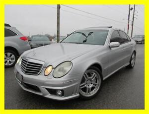2004 MERCEDES-BENZ E55 AMG *469HP,LEATHER,SUNROOF,LOADED!!*