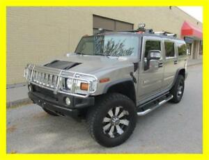 2005 HUMMER H2 *6 PASS,LEATHER,SUNROOF,UPGRADED!!!*