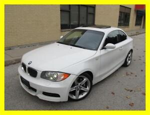 2008 BMW 135I *300HP,TWIN TURBO,LEATHER,SUNROOF,LOADED!!!*